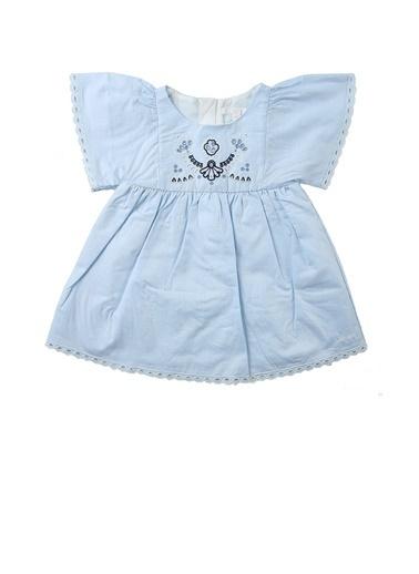 Beymen Kids Elbise Mavi